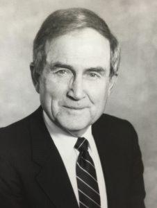 Dr. H. Wayne Hendrick